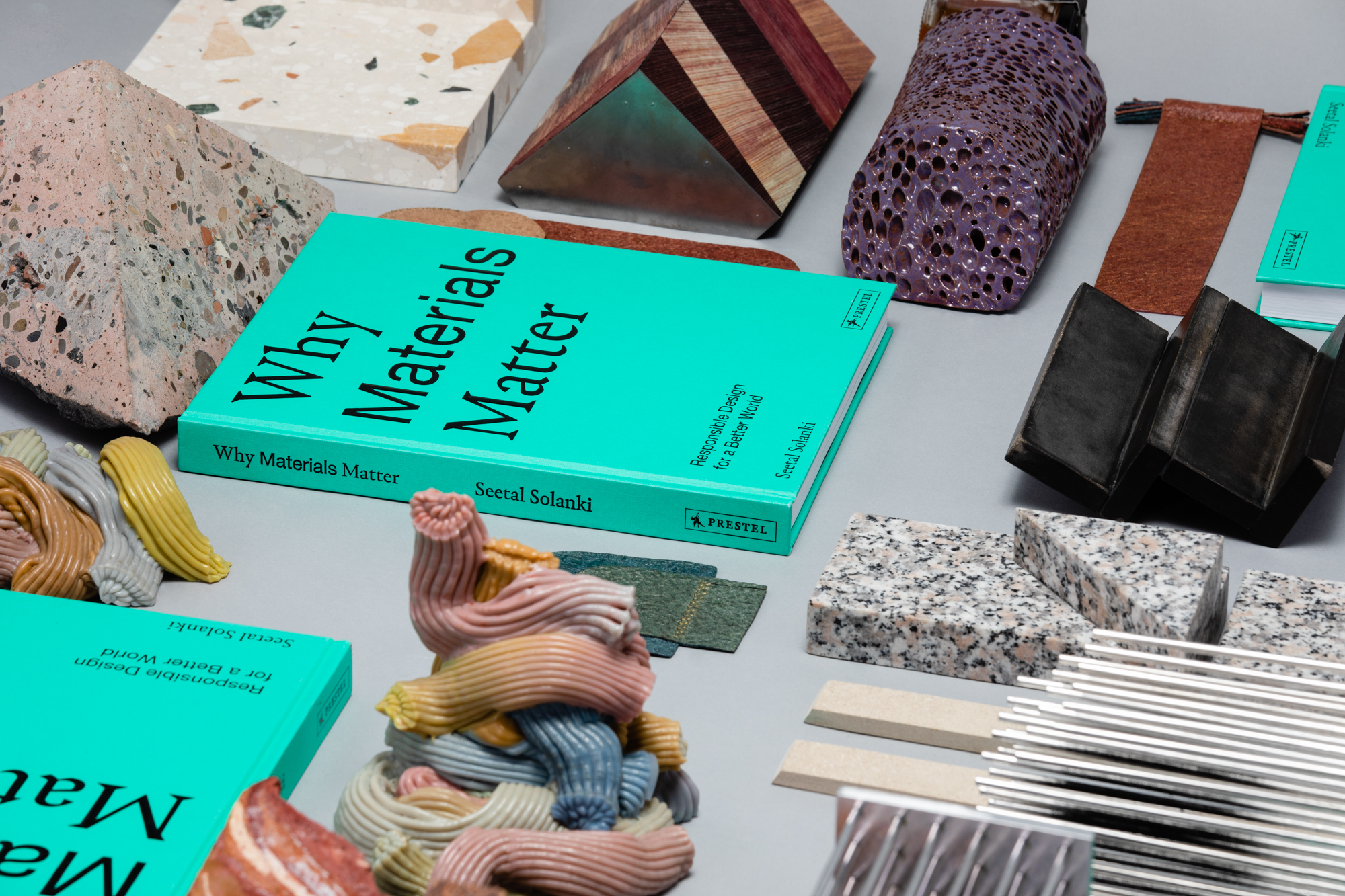 Why Materials Matter Book Launch + Exhibition