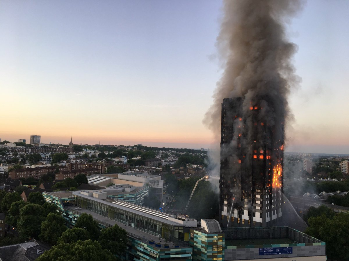Why materials matter: Seetal Solanki on the Grenfell Tower