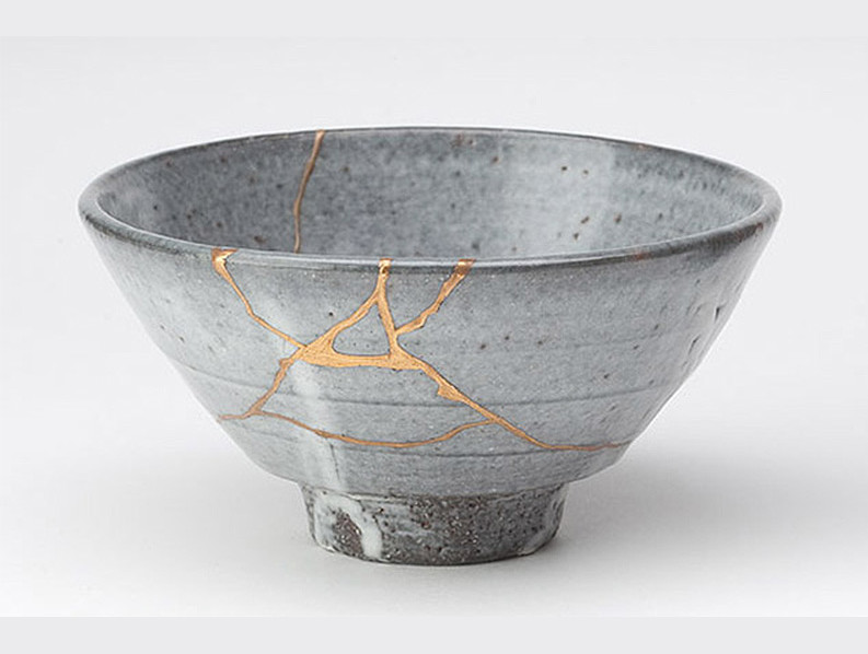 Ma-tt-er - Self Healing Materials: A Modern Day Kintsugi