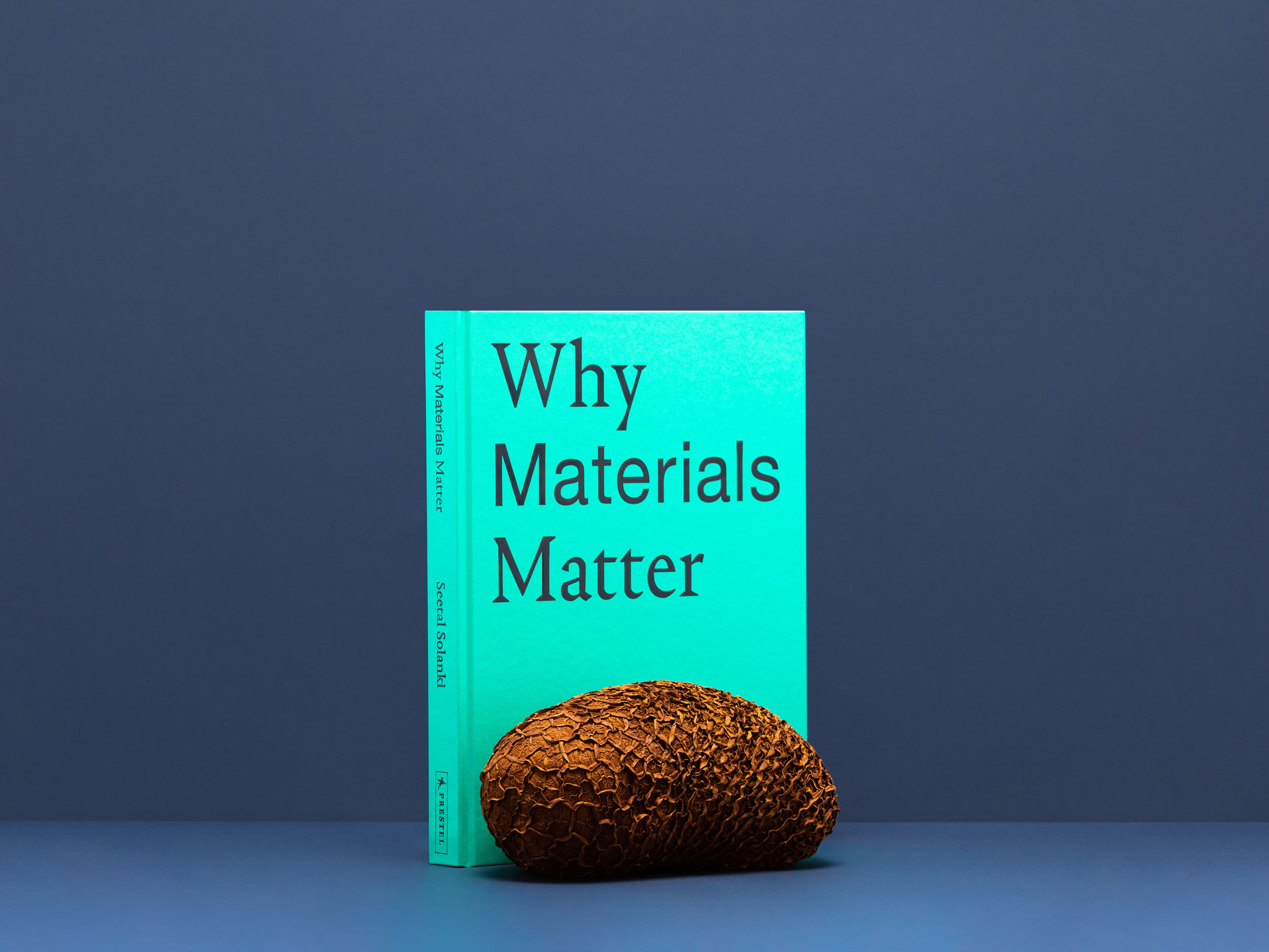 Ma-tt-er - Why Materials Matter Book Launch + Exhibition