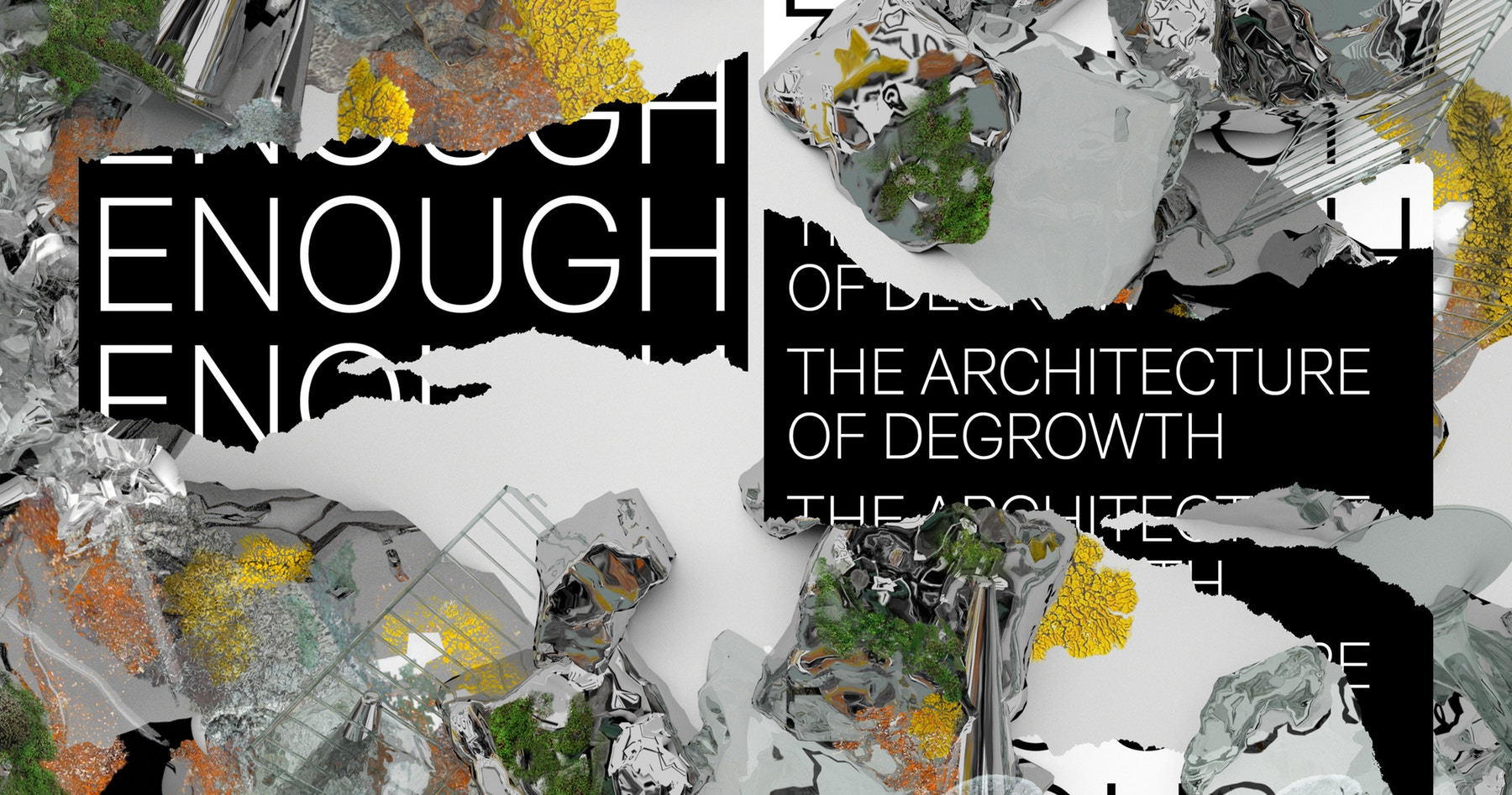 Enough: The Architecture of Degrowth at Oslo Architecture Triennale